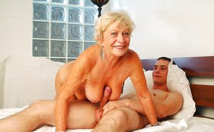 Granny Titty Fuck Pictures