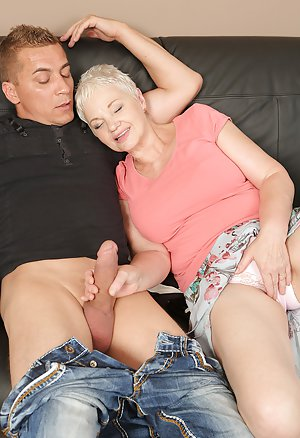 Granny Handjob Pictures