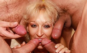 Granny Blowbang Pictures
