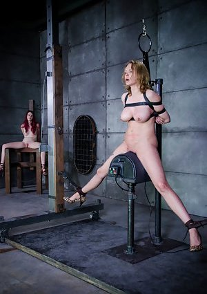 Granny Rides Sybian Pictures