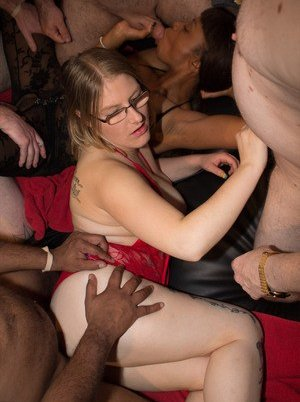 Granny Gangbang Pictures